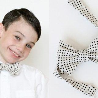 Bow Tie Pattern for Boys