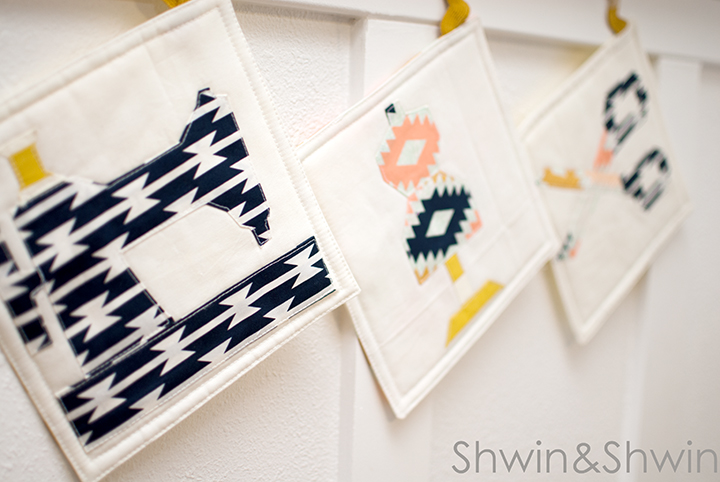 Sewing Inspired Quilted Hot Pads (Free Pattern) - Sewtorial