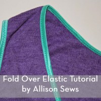 How to Use Fold Over Elastic