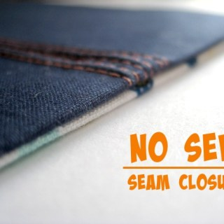 No Sew Seam Closure