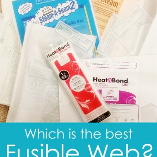 Fusible Web
