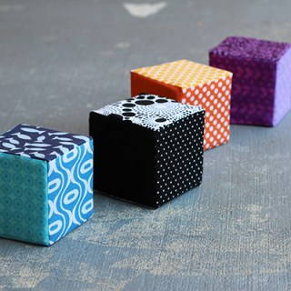 Fabric Play Blocks