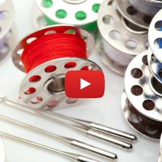 In this Bobbins 101 video, Denise Wild of Love Sewing gives valuable advice on how to work with this little sewing machine necessity. -Sewtorial