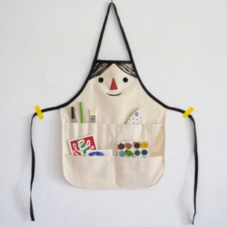 Make a Face Apron Tutorial