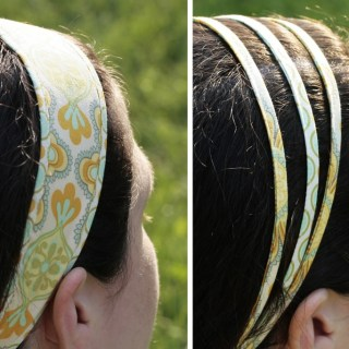 Simple Summer Headbands