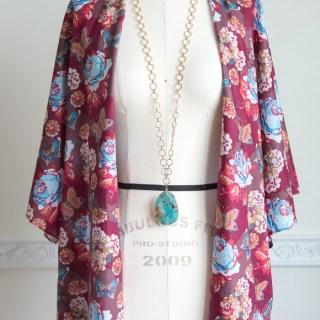 DIY Kimono Top