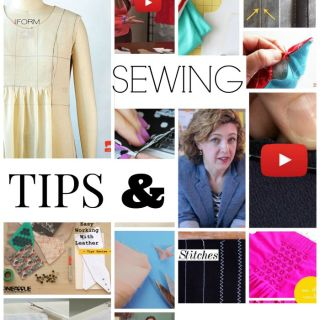 Sewing Tips Roundup