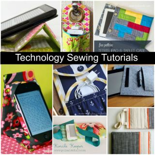 Technology Sewing Roundup