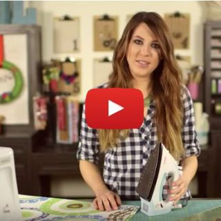 Did you know that there is a difference between ironing and pressing? Of course you did! But, just in case you're a little sketchy on the details of the best way to use an iron when sewing, then you'll appreciate this video by Hobby Lobby. -Sewtorial