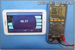 Multimetr uniwersalny B35 Owon z modułem Bluetooth