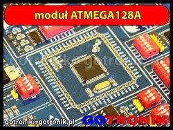 Instrukcja uruchomienia modułu easyAVR128