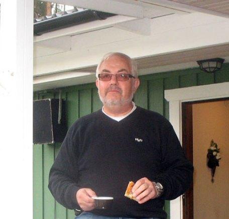 Speaker, Hans Hedberg
