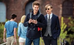Harry Osborn and Peter Parker