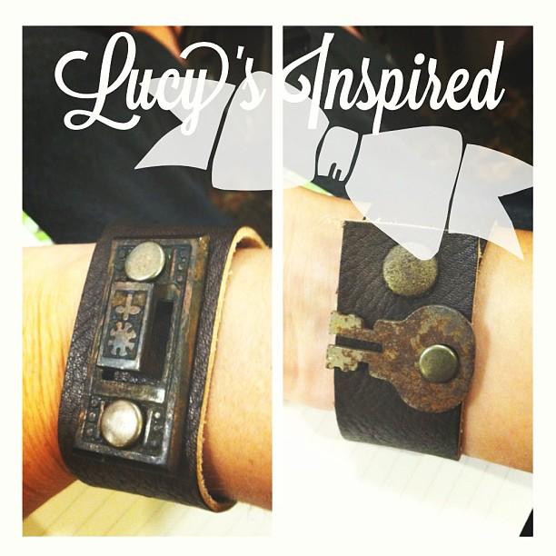 lucy's inspired bracelet