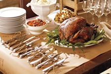 Gourmet catering for Fall, Thanksgiving and the Holidays