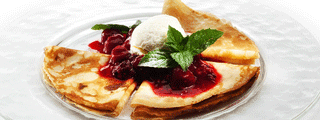 Gourmet Celebrations crepes