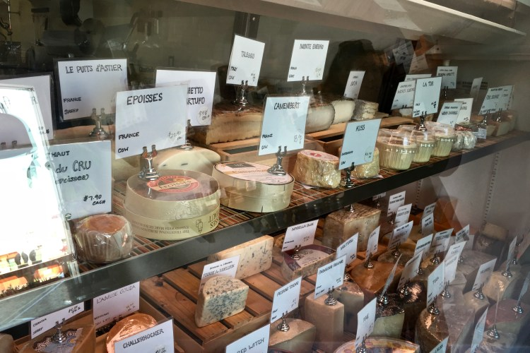 Wheelhouse Cheese Shop – Culver City, Ca.