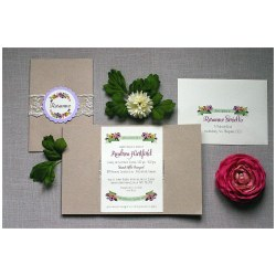 Small Crop Of Rustic Bridal Shower Invitations