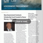 GW Law Newsletter Q1 2013
