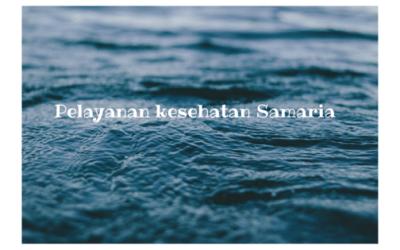 Pelayanan kesehatan Samaria 25 Sep 16