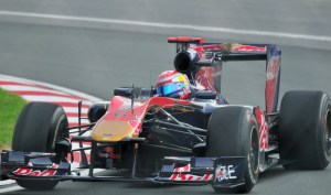 The Canadian Grand Prix, the first and only race led by Sébastien Buemi. (LAT)