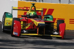 At Long Beach, di Grassi continued a strong run of results by taking 3rd. (ABT Sports)