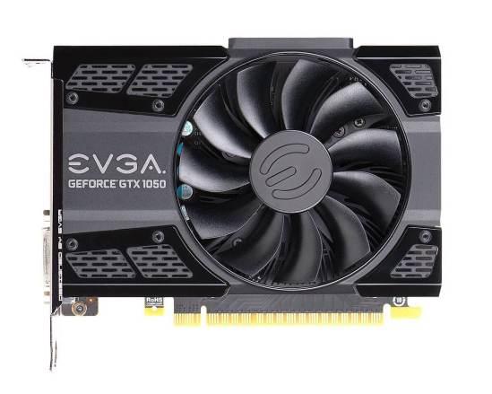 EVGA GTX 1050 Ti SC Gaming