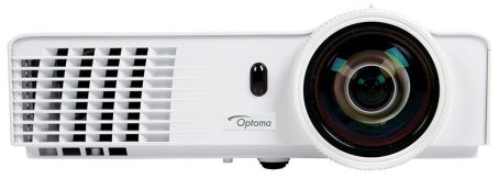 Optoma W303ST Full 3D WXGA 3000 Lumen DLP Short Throw Projector