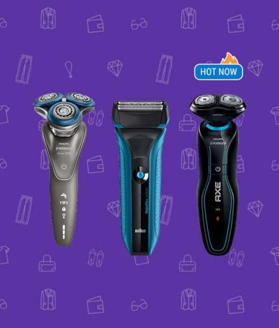 Trending Deals On Electric Shaver