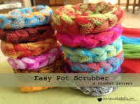 Easy Pot Scrubber