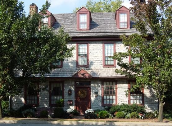 Stone House - www.GraceElizabeths.com