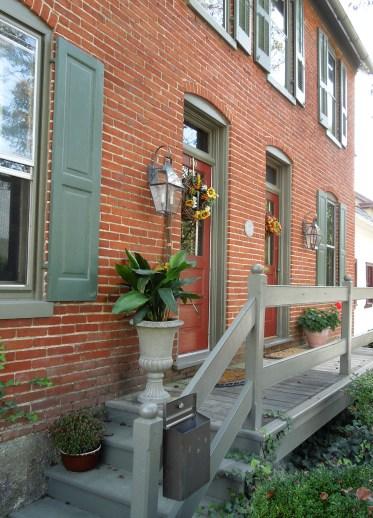 Twin Doors Side View www.GraceElizabeths.com