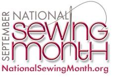 National Sewing Month