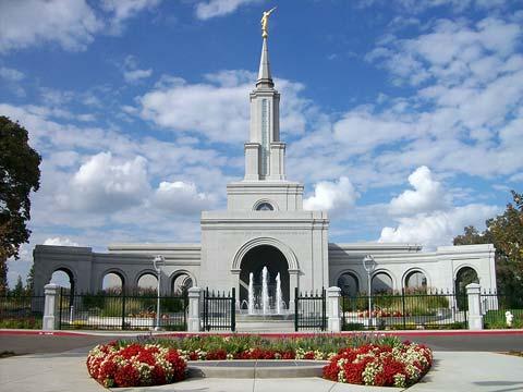 Inside a Mormon Temple Wedding (1/3)