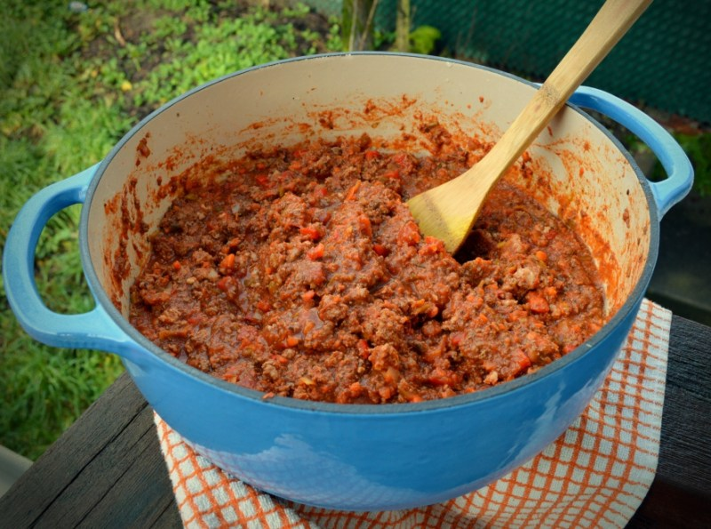 The Ultimate Paleo Bolognese -- GracefullyPrimal.com