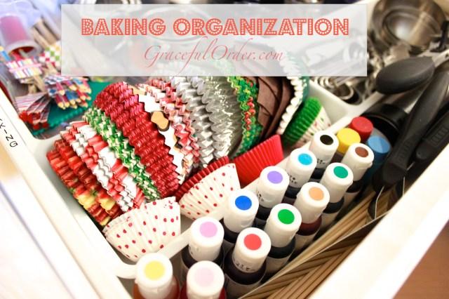 Baking Organization