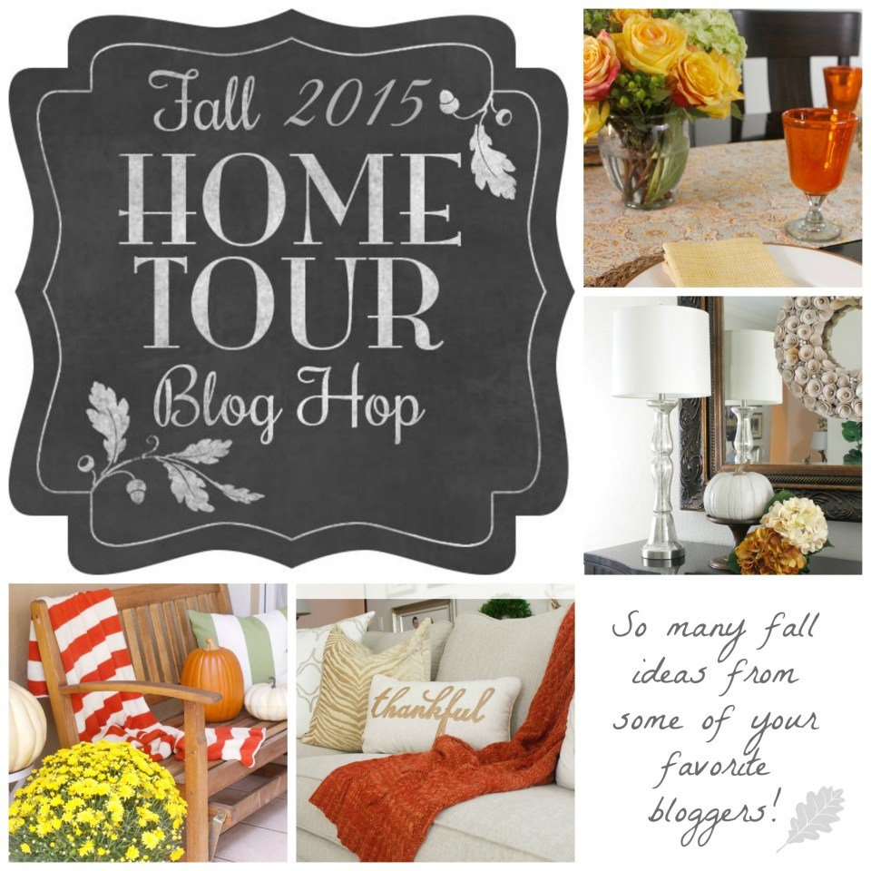 BlogHop Fall Collage