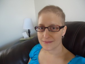Final Day of Chemo - Round 1 - April 3, 2012