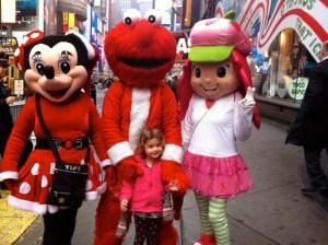 Times Square fun!!