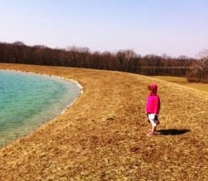 Nature walk at Harmony Farm
