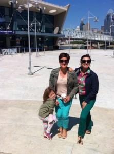 Fun adventure with Auntie N to the Newport Aquarium!