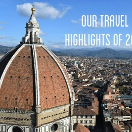 Our Travel Highlights of 2015