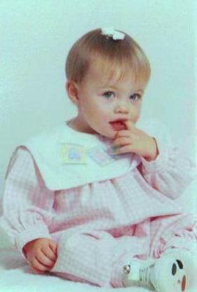 Kristen 1 year