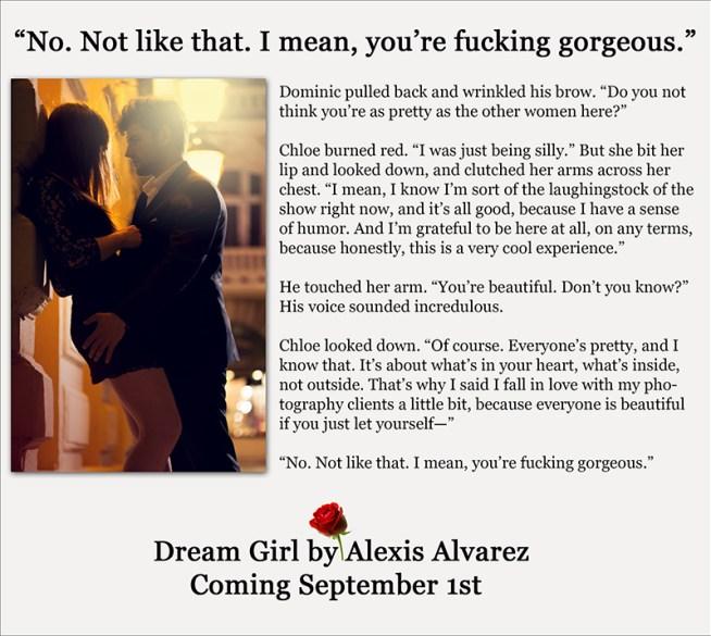 dream girls ad for blog