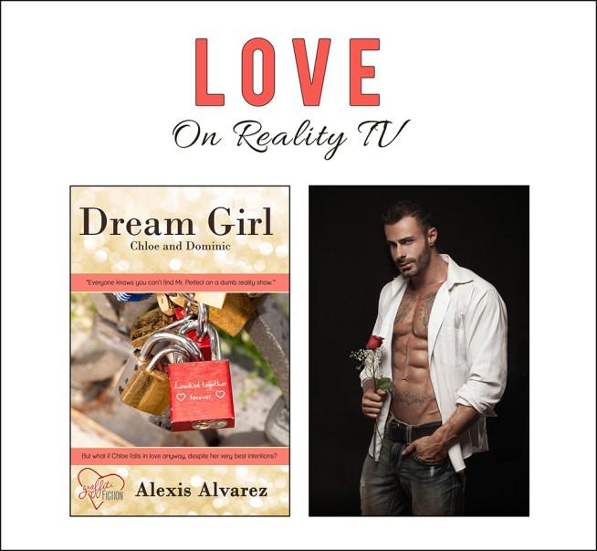 dream girl ad with locks