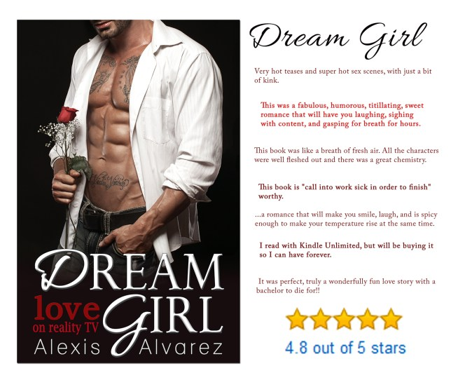 dream girl review ad