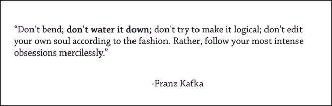 kafka quote