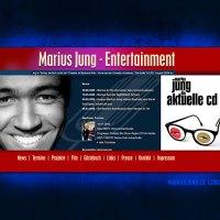 Website Marius Jung