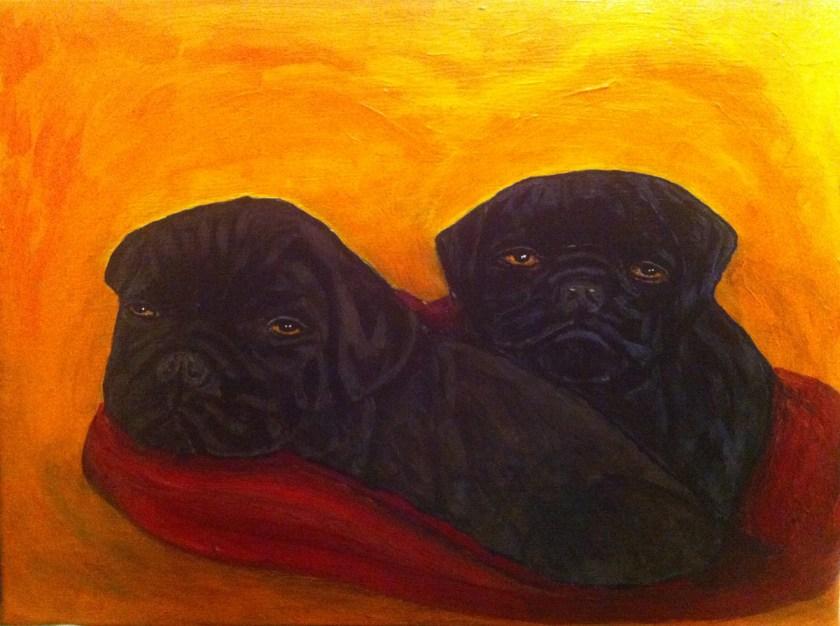 Chappi und Lucy