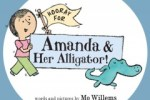Hooray for Amanda and Her Alligator book cover